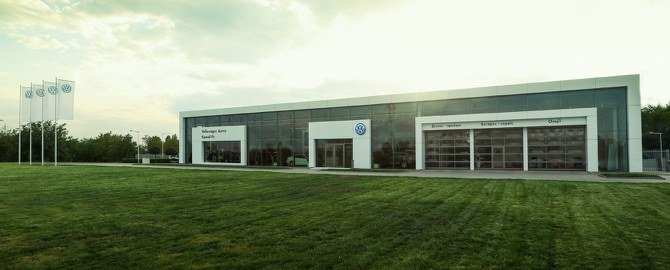 Фольксваген Центр Кривий Рiг | офіційний дилер Volkswagen
